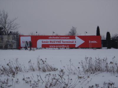 navigační banner